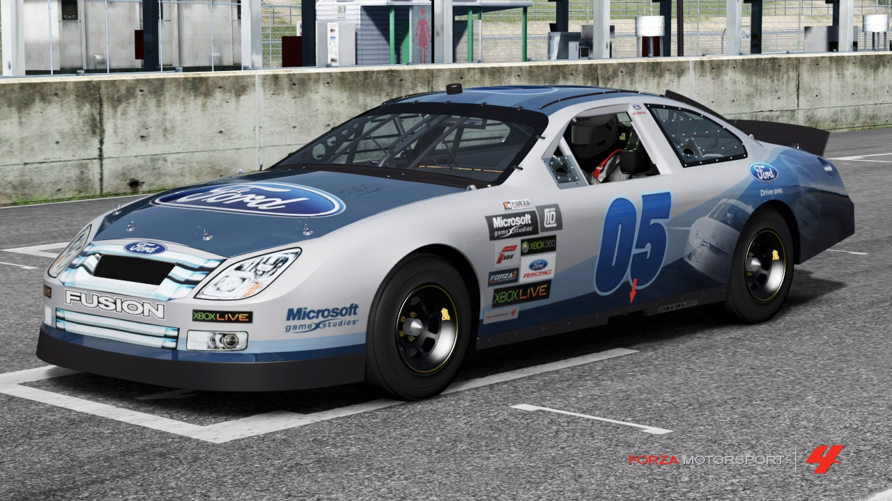 Ford Fusion Stock Car Forza Motorsport Wiki Fandom Powered By Wikia