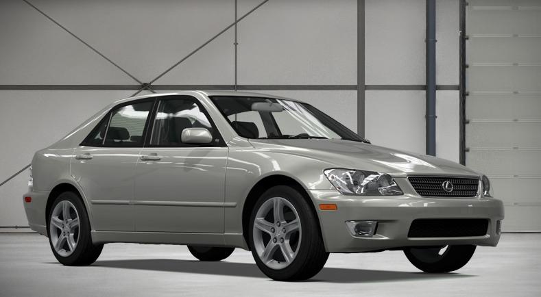 Lexus is300 wiki