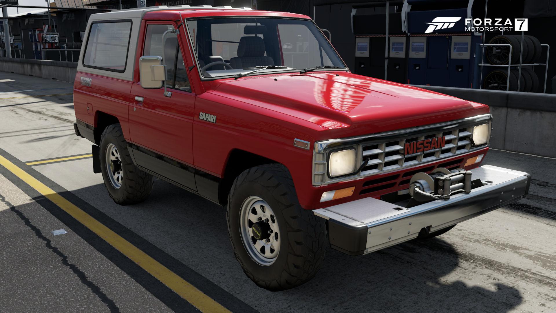 Nissan Safari Turbo | Forza Motorsport Wiki | FANDOM ...