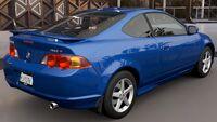 FH3 Acura RSX Rear