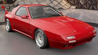 FH3 Mazda RX-7 90 Upgrade Front