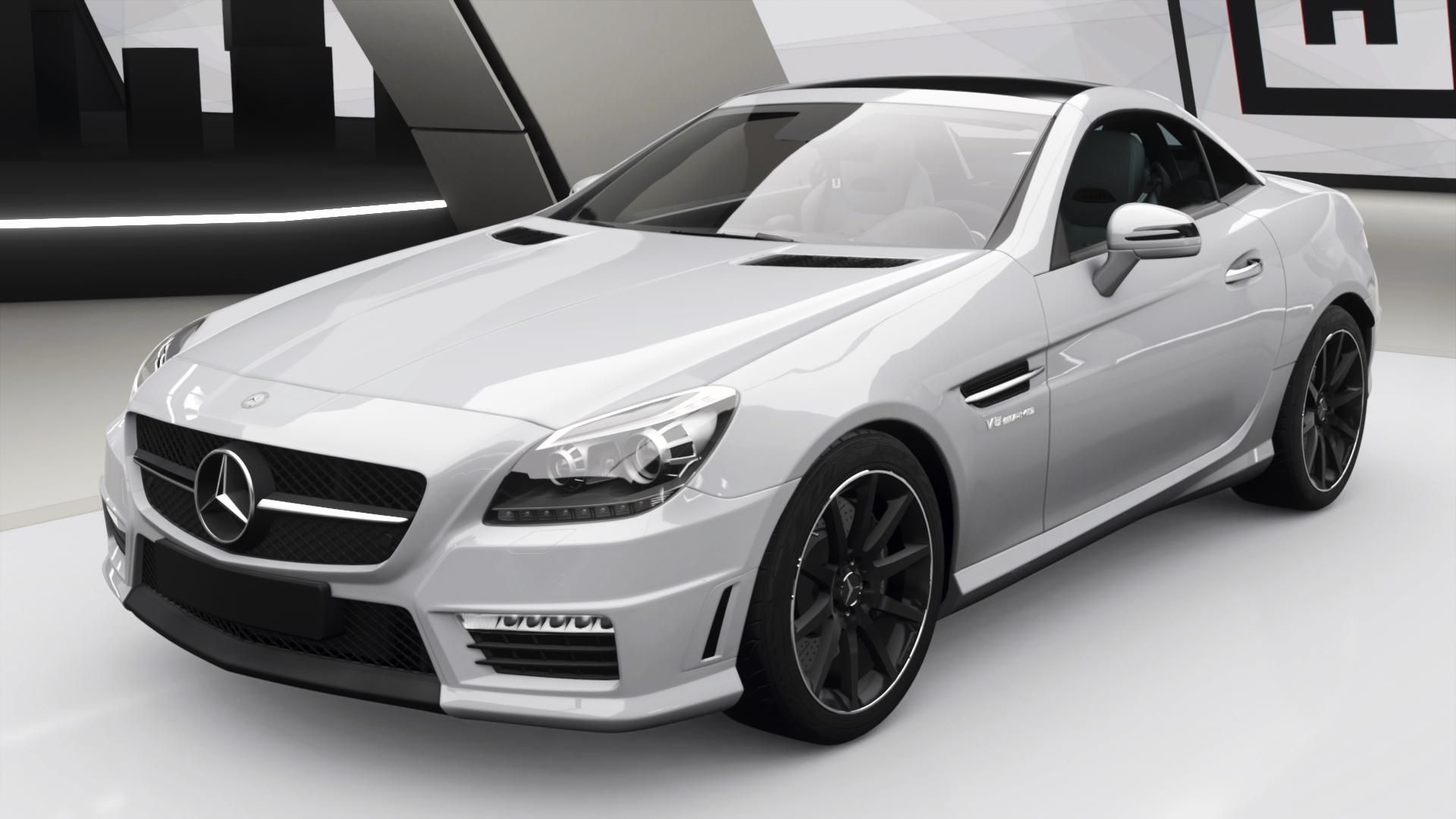 Mercedes-Benz SLK 55 AMG | Forza Motorsport Wiki | FANDOM ...