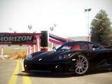 Koenigsegg CCX-R Edition