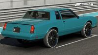 FM7 Chevrolet Monte Carlo FE Rear