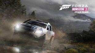 2014 Ford Ranger T6 Rally Raid in Forza Horizon 2