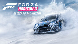 FH3 Expansion BlizzardMountain PromoPoster