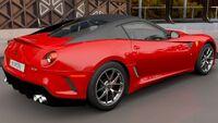 FH3 Ferrari 599 GTO Rear