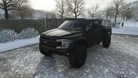 FH4 F-150DD Front