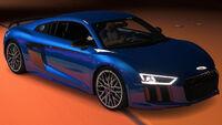 FH3 Audi R8 V10 plus Front