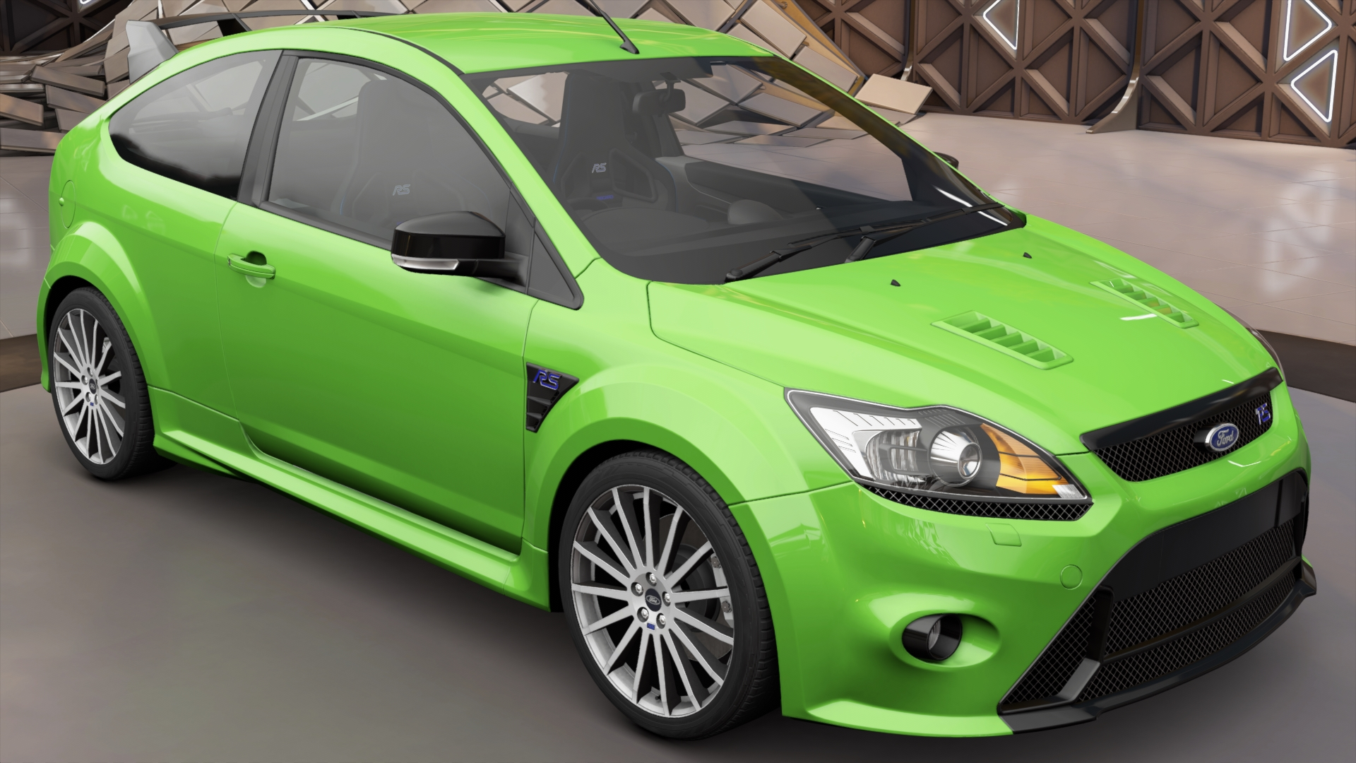 ford focus rs 2009 forza motorsport wiki fandom powered by wikia. Black Bedroom Furniture Sets. Home Design Ideas