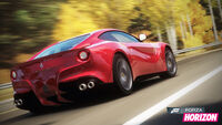 FH DLC Ferrari F12berlinetta Promo