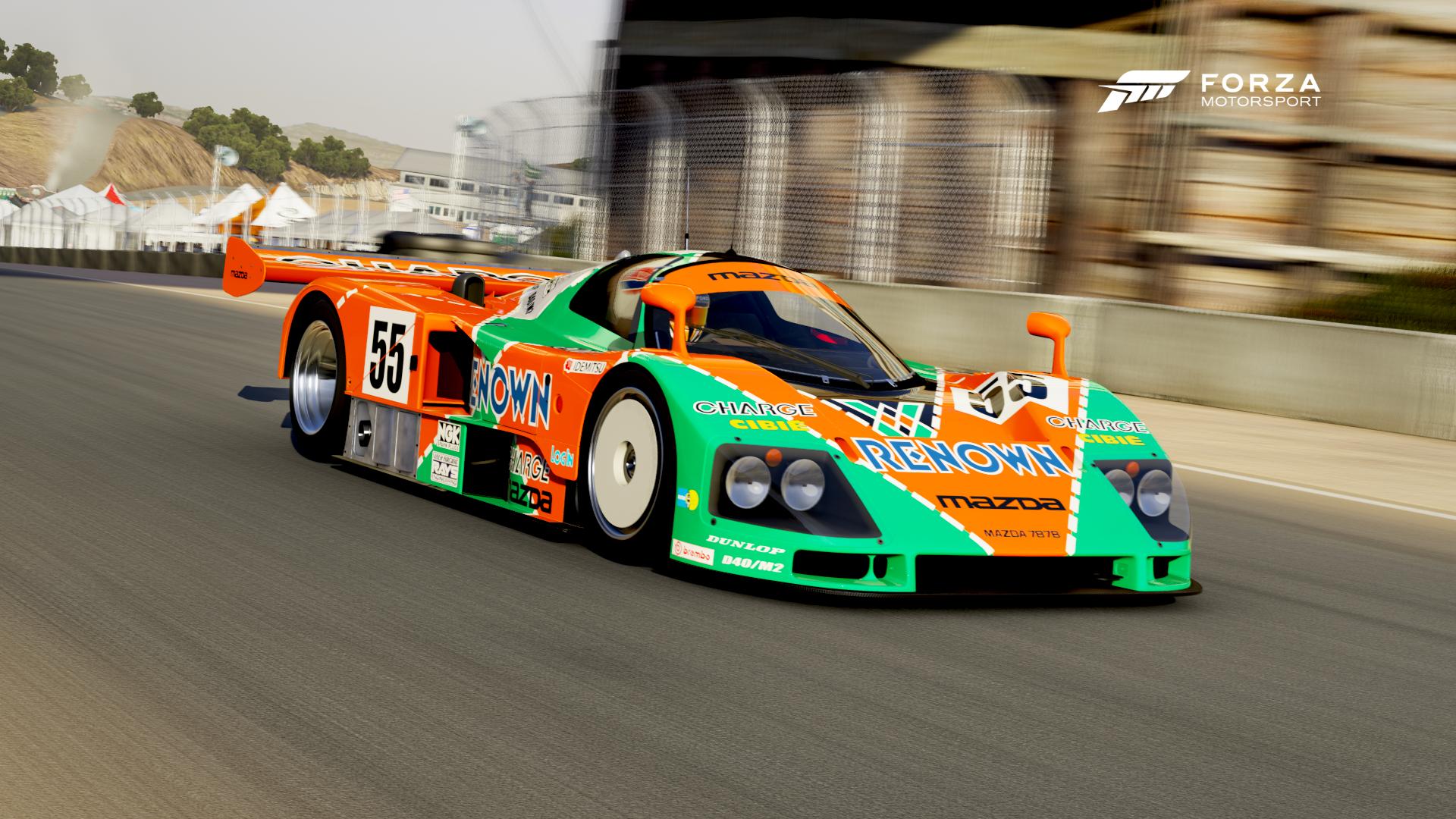 Mazda #55 Mazda 787B | Forza Motorsport Wiki | FANDOM powered by Wikia