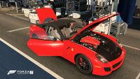 FM7 Ferrari 599 GTO Vista