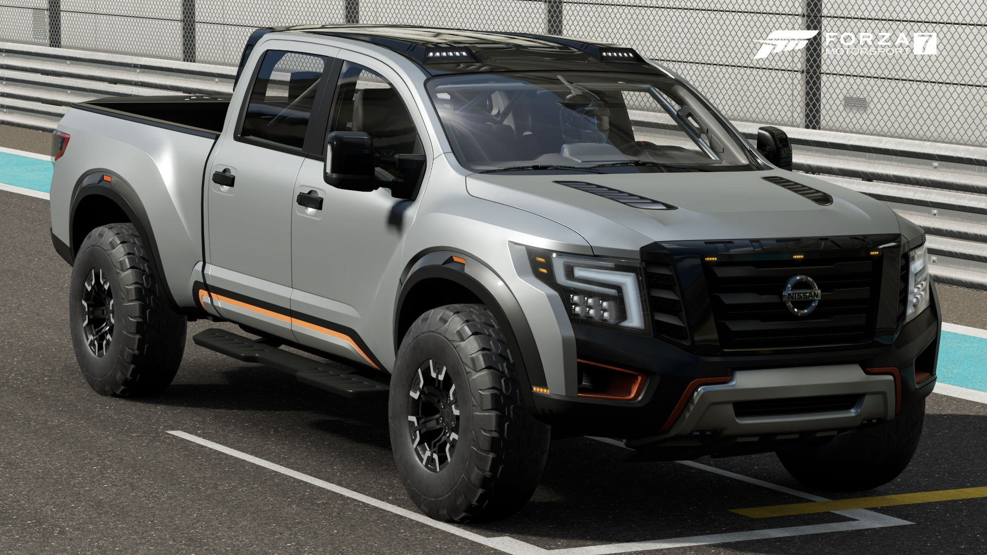 Nissan Titan Warrior Concept Forza Motorsport Wiki Fandom Powered By Wikia