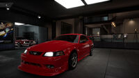 FS Ford Mustang 00 Front