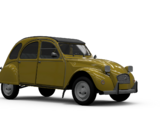 James Bond Edition Citroën 2CV6