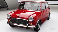 FH4 Mini Cooper S Front