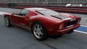 FM7 Ford GT 05 Rear