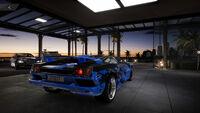 FS Lamborghini Diablo Rear