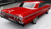 FH4 Chevy Impala SS 409 Rear