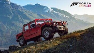 Forza Horizon 4 Series 18 - Hummer H1 Alpha Open Top