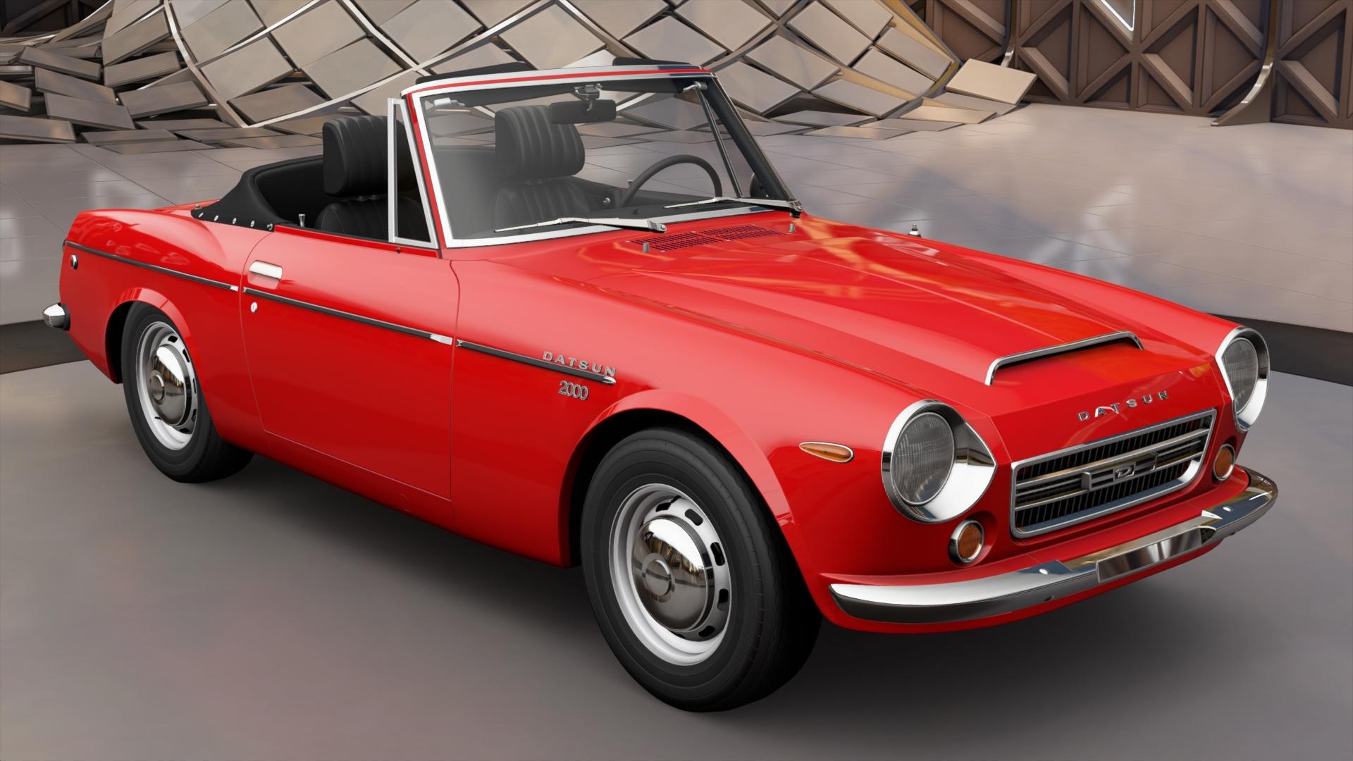 New Datsun Sports Car