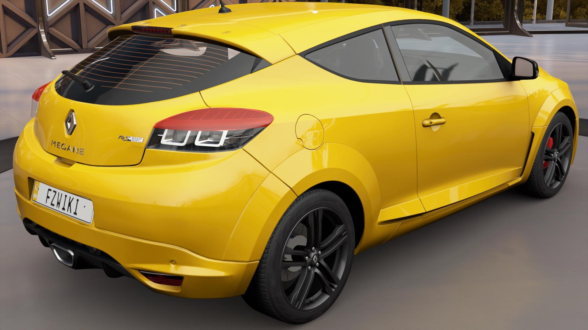 Renault megane rs 250