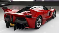 FH4 Ferrari FXX K Rear