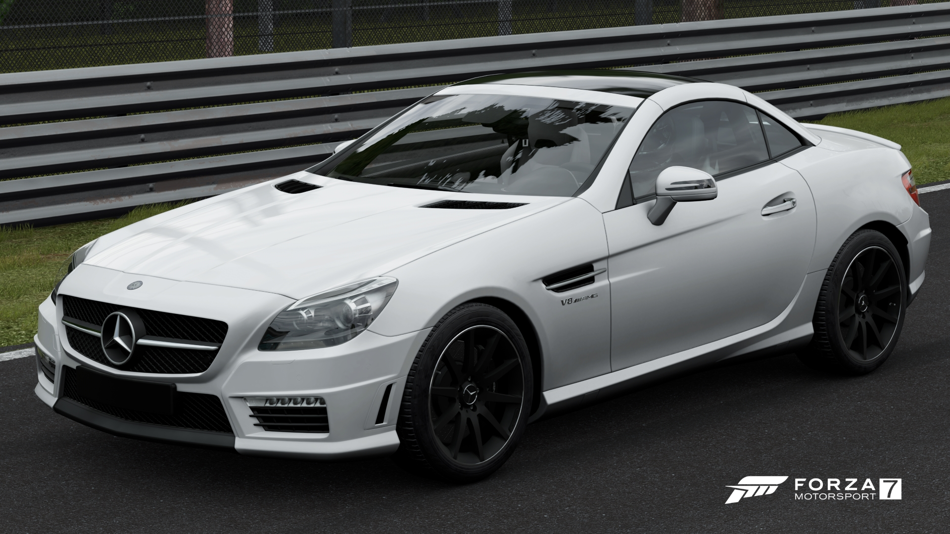 Mercedes benz slk 55 amg forza motorsport wiki fandom for Mercedes benz motorsport