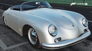 The 1957 Porsche 356A Speedster in Forza Motorsport 7