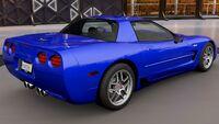 FH3 Chevy Corvette 02 Rear