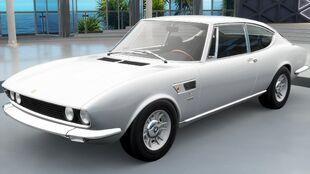 The Fiat Dino 2.4 Coupé in Forza Horizon 3