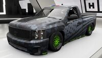 FH4 Chevy Silverado Front