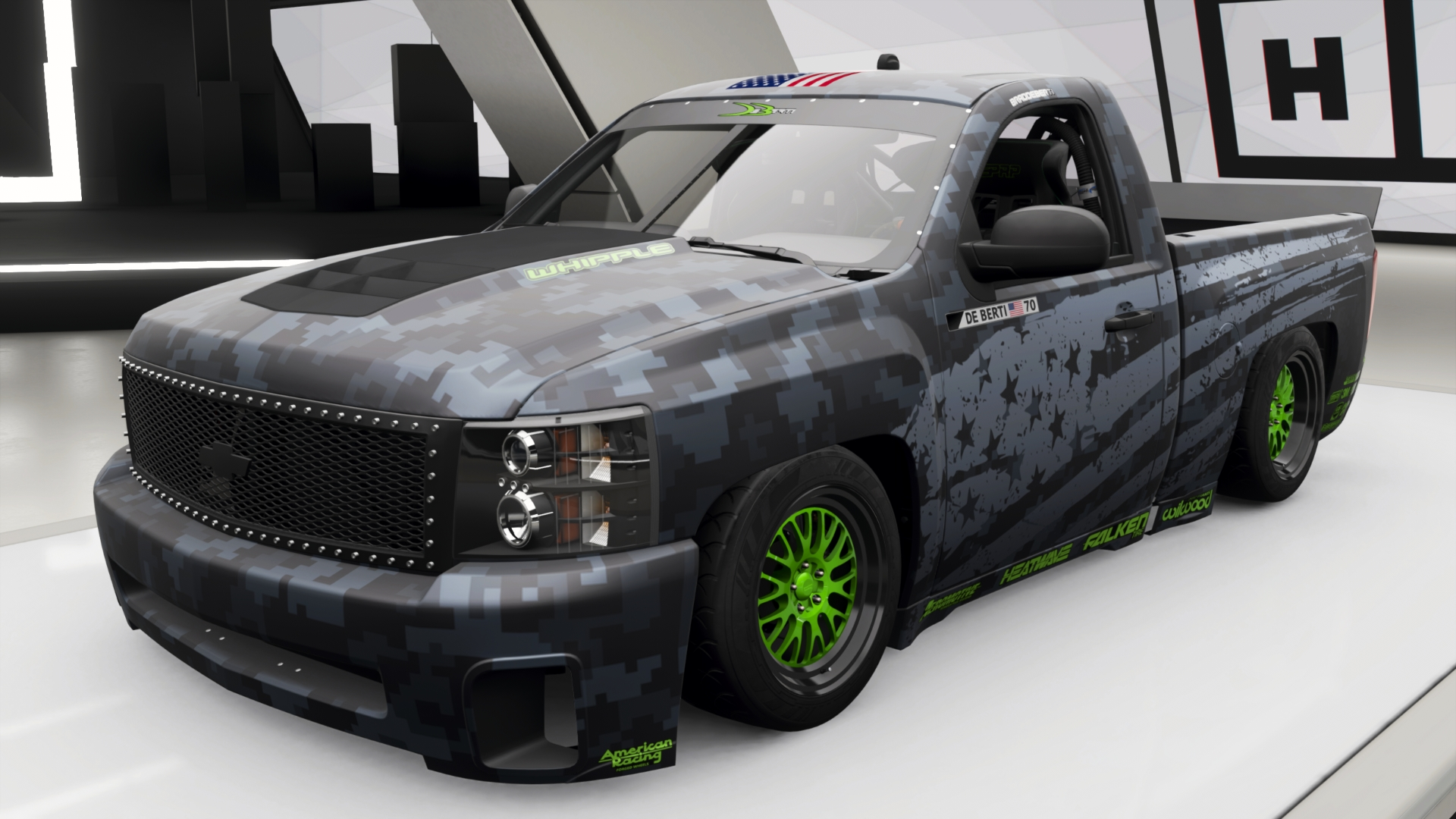 Image result for brad deberti drift truck forza