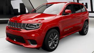 Jeep Grand Cherokee Trackhawk in Forza Horizon 4