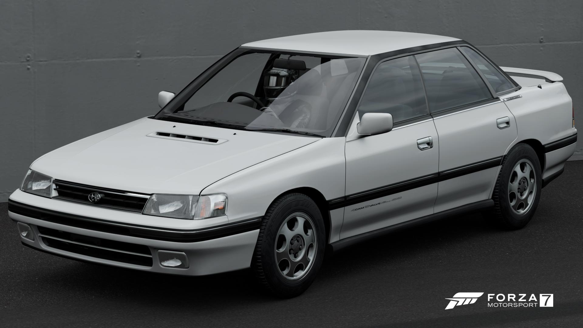 Subaru Legacy Rs Forza Motorsport Wiki Fandom Powered By Wikia