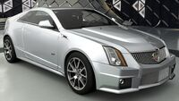 FH3 Caddy CTS-V 11 Front