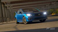 FH3 Subaru WRX 2015