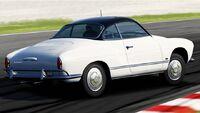 FM4 VW Ghia Rear
