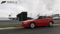 FM5 Alfa Romeo SZ