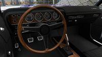 FH3 Dodge Challenger 70 Interior