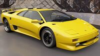 FH3 Lamborghini Diablo Front