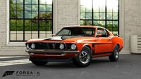 FM5 Ford Mustang-1969