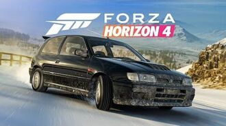 Forza Horizon 4 Series 22 - 1990 Nissan Pulsar GTI-R