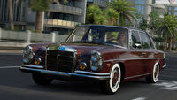 FH3 Mercedes 300SEL