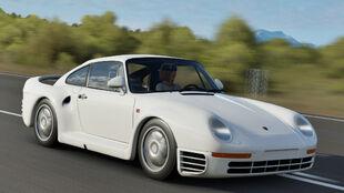The Porsche 959 in Forza Horizon 3
