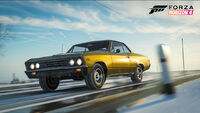 FH4 Chevy Chevelle 396