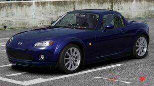 Mazda MX-5 Roadster Coupe in Forza Motorsport 4