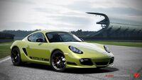 FM4 Porsche CaymanR