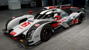 2014 Audi #2 Team Joest R18 e-tron quattro in Forza Motorsport 6: Apex